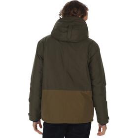 Regatta Sternway II Waterproof Jacket Men Dark Khaki/Camo Green